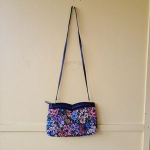 American Heritage Grandmas Couch Patterned Purse